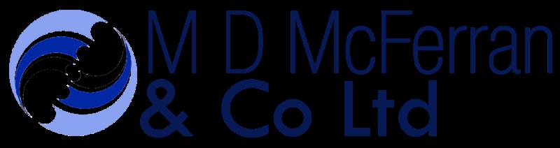 M D McFerran & Co Ltd logo