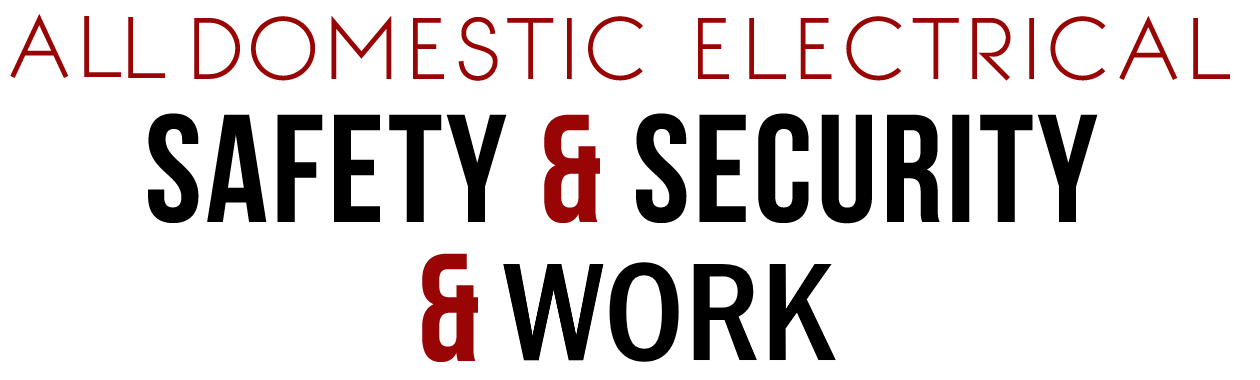 Domestic Electrical, Safety and Security logo