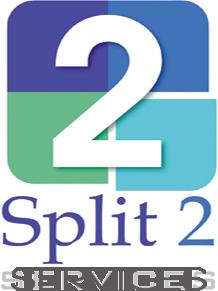 Split 2 Services logo