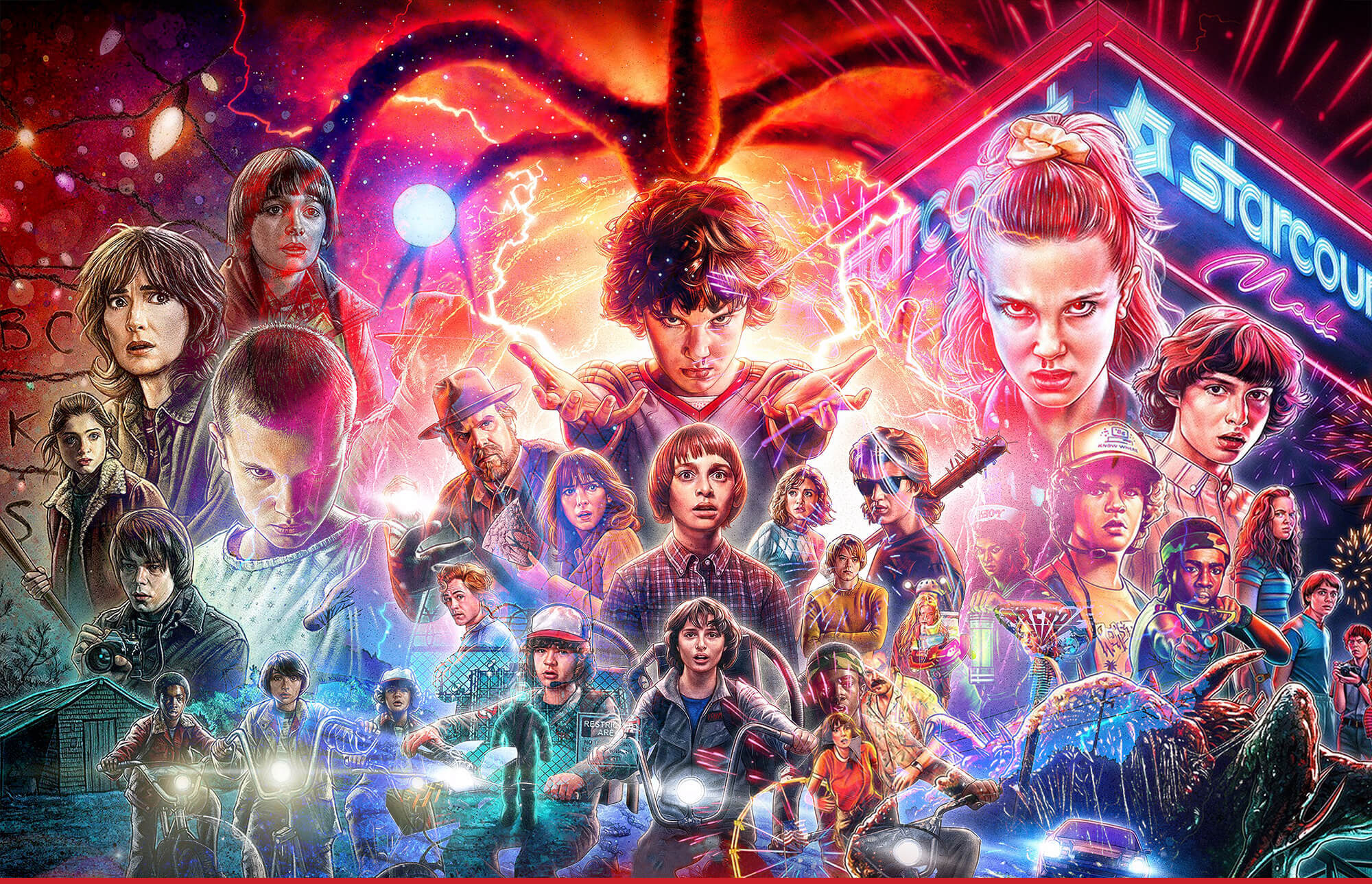 Stranger Things, Nostalgia and Unintentional Meaning
