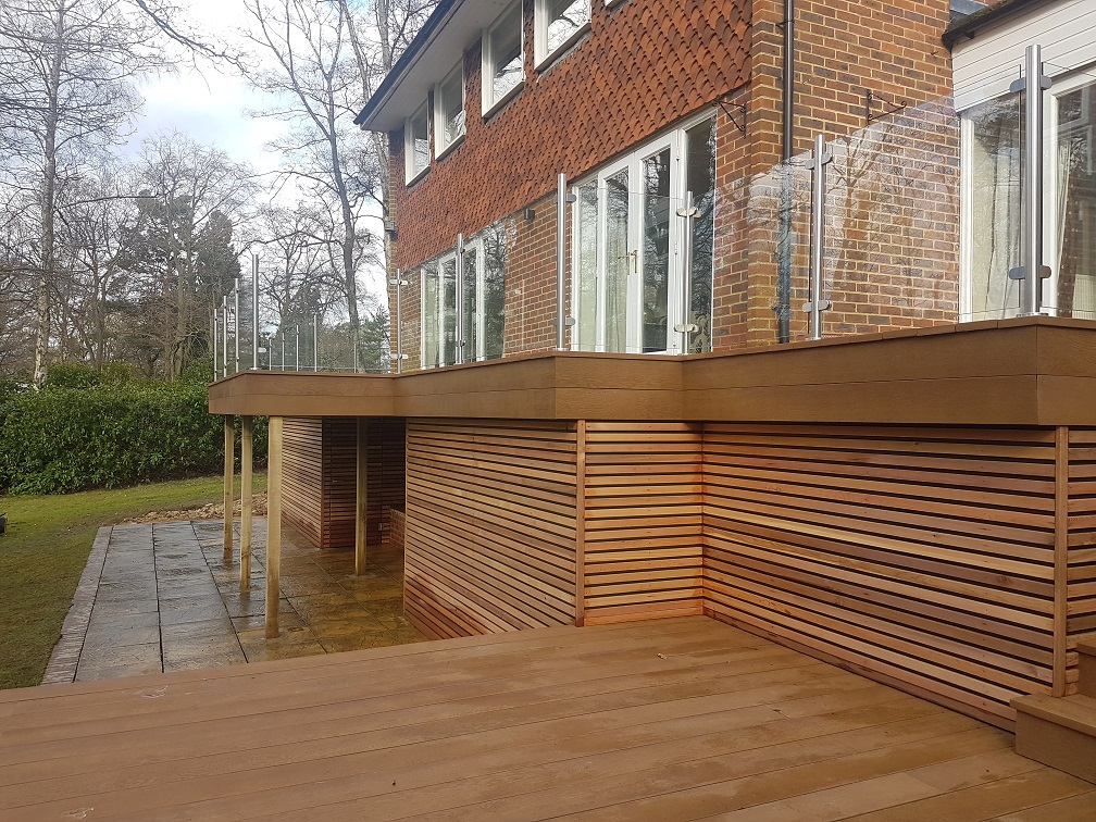 Kingfisher Decking