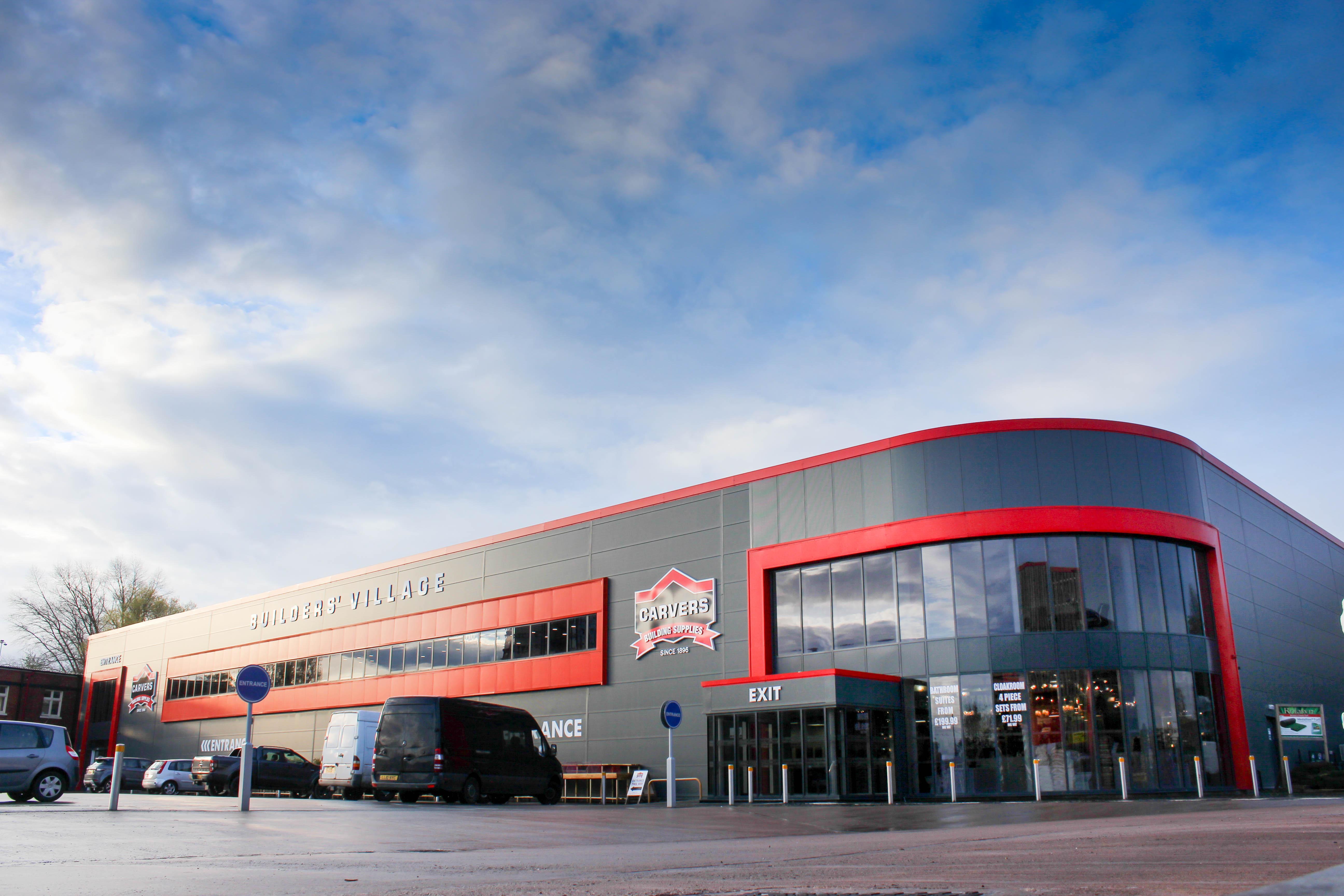 Carvers Building Supplies Wolverhampton