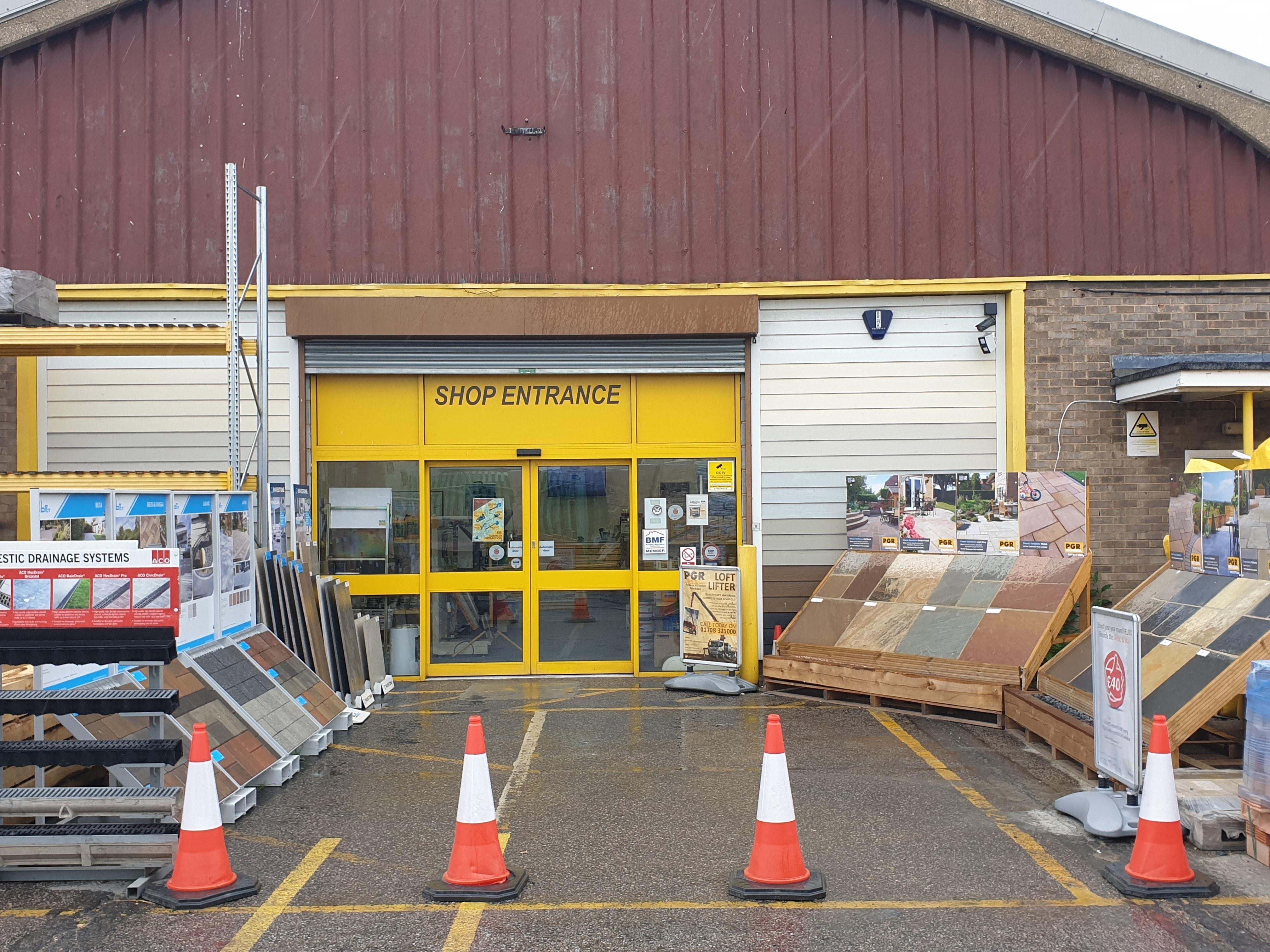 PGR Builder & Timber Merchants