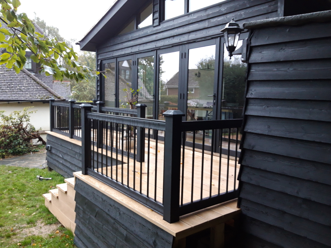 The Hertfordshire Decking Specialists