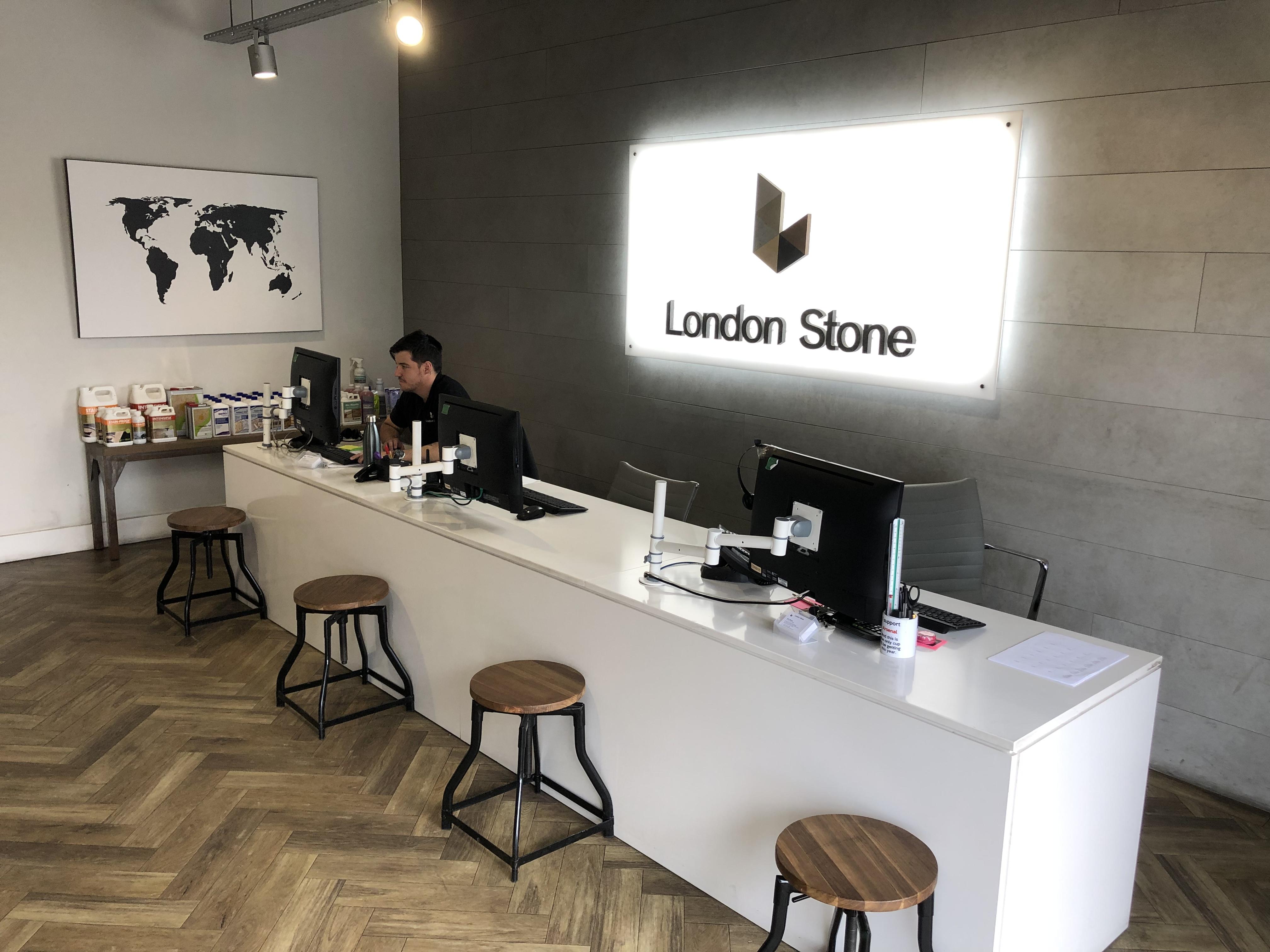 London Stone Paving