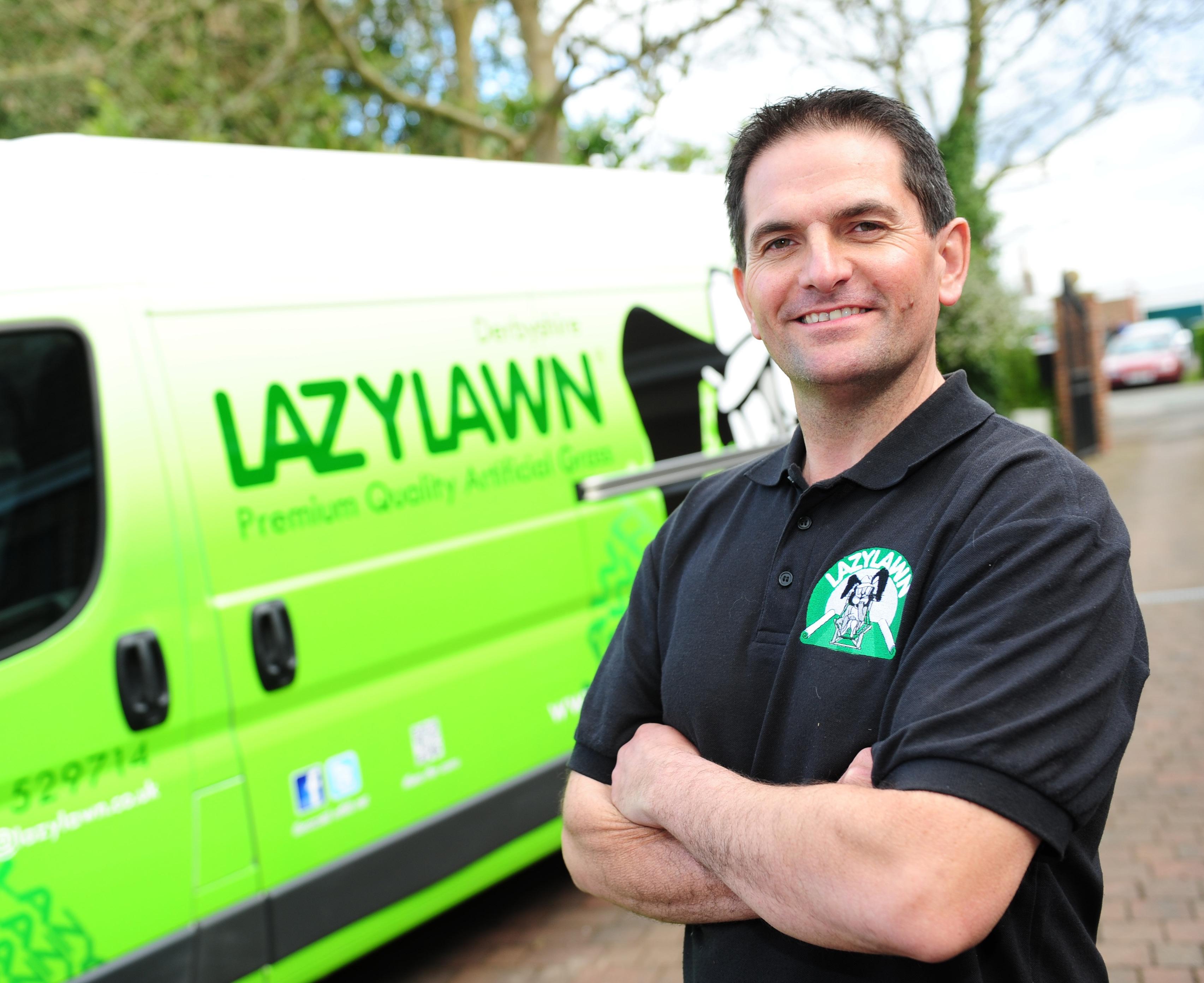 LazyLawn® South Wales