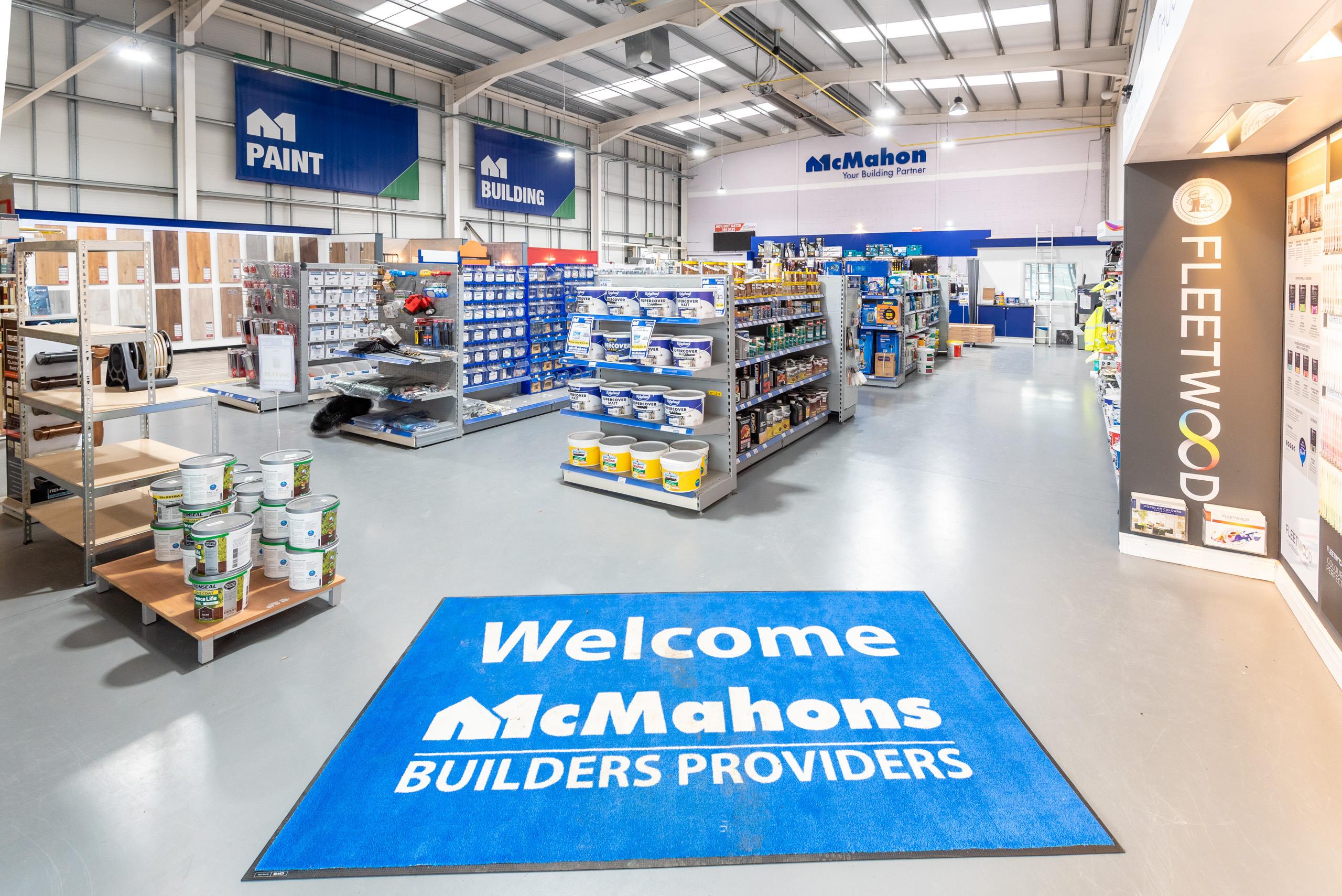McMahons Builders Providers Limerick