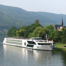 Tauck - Swiss Emerald docked in Bernkastel