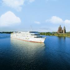 Viking Russia Ship exterior