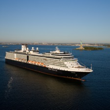 Holland America Line cruises - MS Eurodam in New York