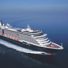 Holland America Line cruises - MS Noordam at sea