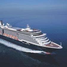 Holland America Line cruises - MS Noordam at sea