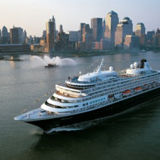 Holland America Line cruises - MS Prinsendam in New York
