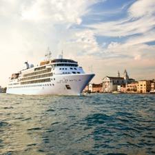 Silver Wind in Venice