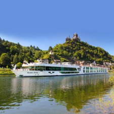 Scenic Jewel near Reichsburg Castle