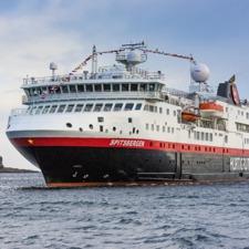 Hurtigruten - MS Spitsbergen