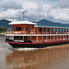 Pandaw Expeditions Laos Pandaw