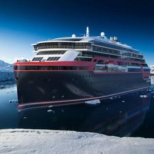 Hurtigruten - MS Roald Amundsen