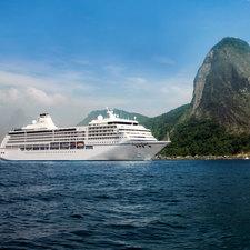 Regent Seven Seas Mariner in Rio de Janeiro