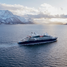 Ponant Explorers - Le Bougainville in Norway