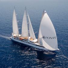 Le Ponant sailing yacht
