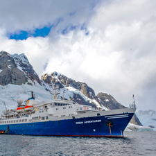 Quark Expeditions - Ocean Adventurer