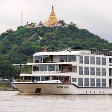Scenic Aura in Myanmar