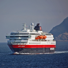 Hurtigruten - MS Kong Harald
