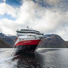 Hurtigruten - MS Nordkapp