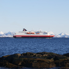 Hurtigruten - MS Richard With