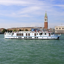 European Waterways - La Bella Vita in Venice