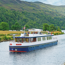 European Waterways - Spirit of Scotland