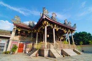 Koo Khonsi temple, Penang