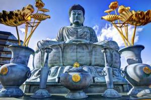Big Buddha of Hyogo, Kobe