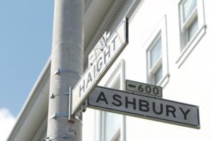 Haight Ashbury, San Francisco
