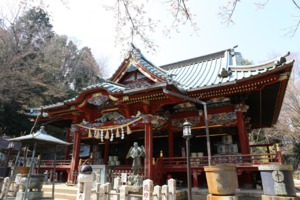 Yakuoin temple, Mount Takao, Tokyo