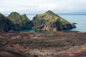Heimaey island, Iceland