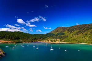Whatmango Bay, Picton, New Zealand