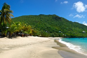 Beach in Bequia