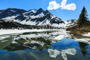Upper Dewey Lake, Skagway, Alaska