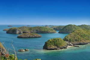 Hundred Islands National Park, Philippines