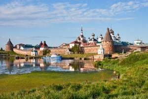 Solovetsky Monastery, Russia
