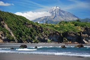Mount Taranaki, near New Plymouth, New Zealand