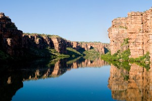 King George river, Western Australia