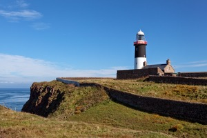 East Lighthouse on Rathlin Island, Northern Ireland