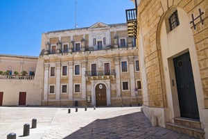Seminary Palace in Brindisi, Italy