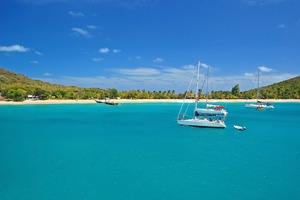 Canouan Island, St Vincent & The Grenadines