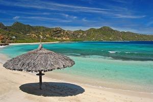 Beach on Union Island, St Vincent & The Grenadines