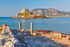 Ruins on Kos, Greece
