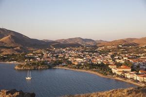 Myrina, Limnos, Greece